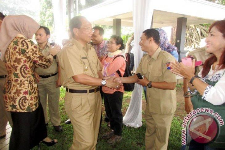 Agenda Kerja Pemkot Bogor Jawa Barat Kamis 1 Maret  2018