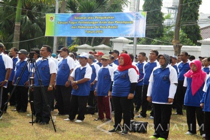 Kementerian PPPA Studi Banding ke Polretabes Surabaya