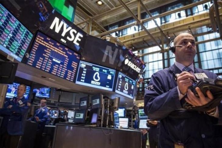 Wall Street berakhir turun di tengah kekhawatiran perdagangan global