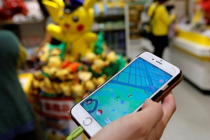 Imigrasi Blitar Pasang Larangan Bermain Pokemon-Go