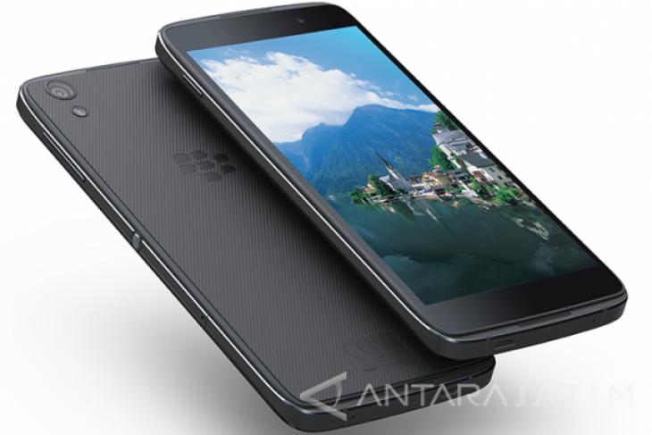 BlackBerry Hadirkan Smartphone Android Kedua  DTEK50