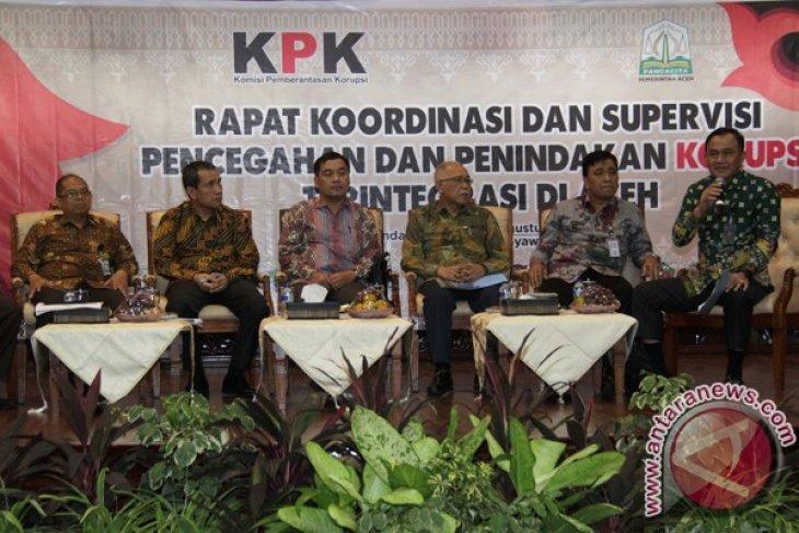 KPK: Tingkatkan kesadaran LHKPN di Aceh rendah