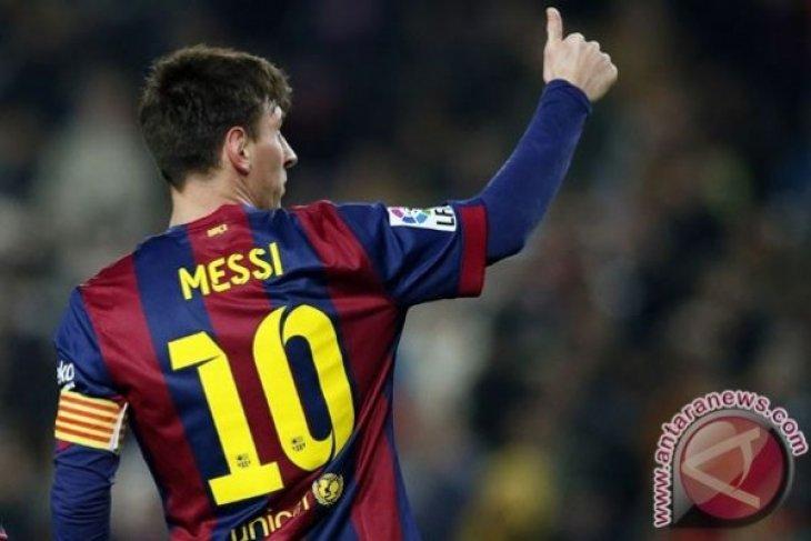 Barcelona Yakin Messi Tak Ikuti Jejak Neymar