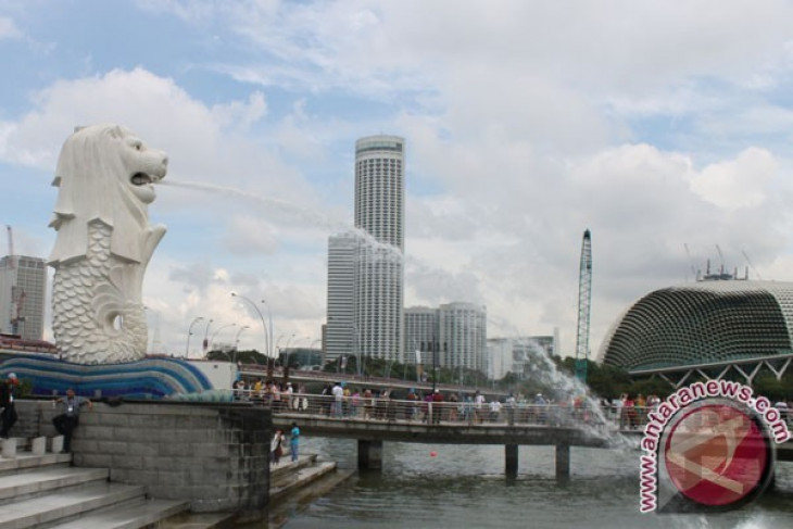 Bantuan ventilator, alat kesehatan dari Singapura tiba di Indonesia