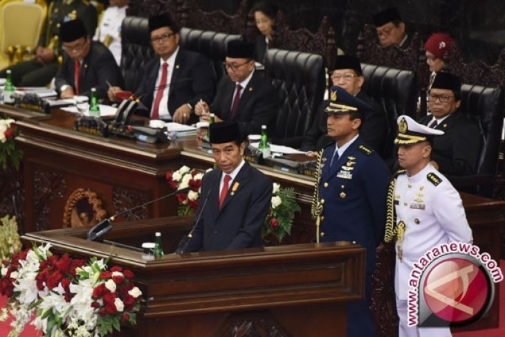 DPRD Undang Polisi Cilik Dengarkan Pidato Presiden