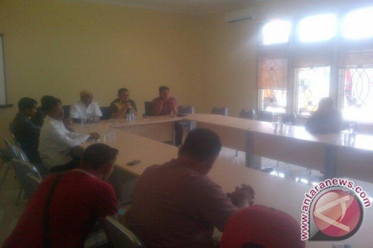 Anggota DPRD Bangka Selatan Ngamuk di DPU