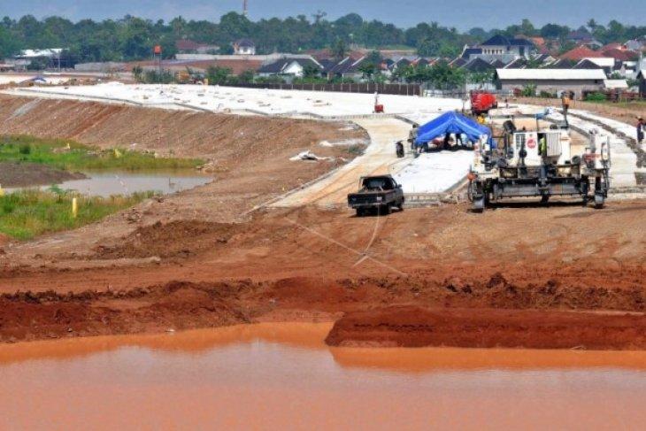 Tanah warga terkena jalan tol dihargai Rp28 ribu per meter