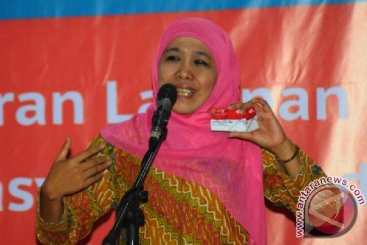 Bulog Pasok Kebutuhan Pokok Progam E-warong Sukabumi