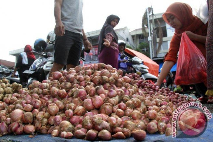 Harga bawang merah di Banda Aceh naik