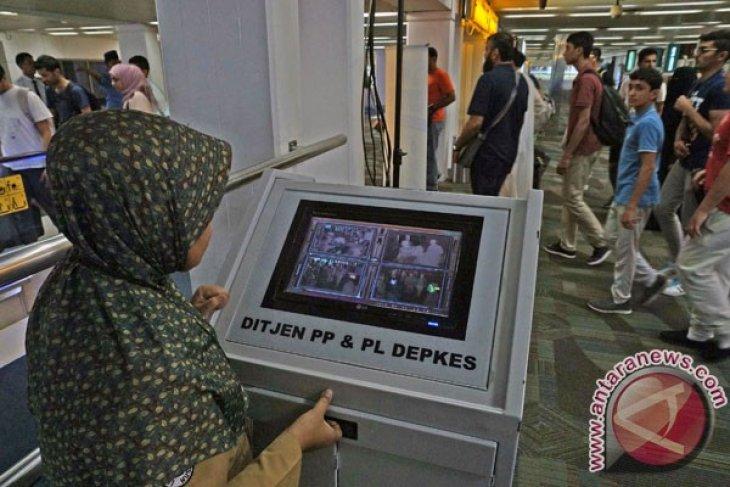 Pendeteksi suhu tubuh direncanakan dioperasikan di Bandara Pattimura Ambon