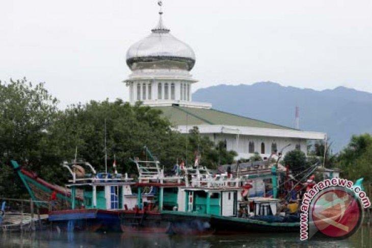 Peringatan 12 tahun tsunami nelayan tidak melaut
