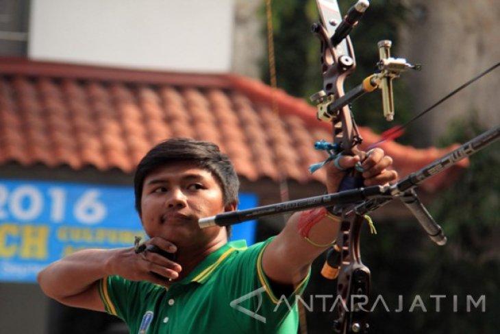 Atlet Panahan  Jatim