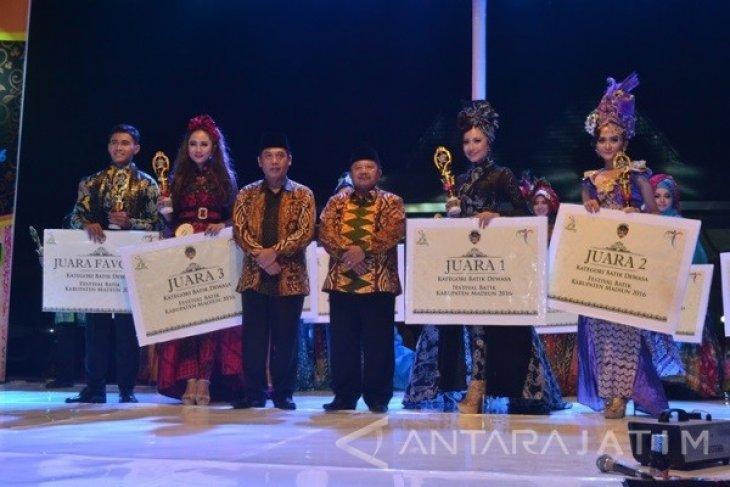 Festival Batik Madiun 2016 Angkat Potensi Daerah