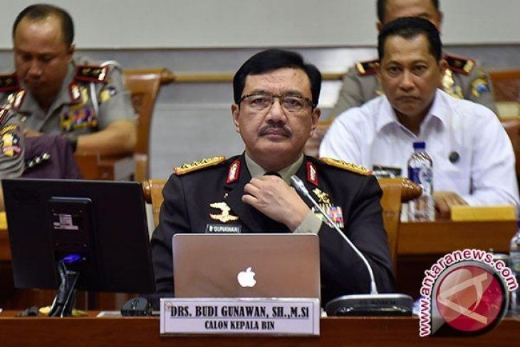 Komisi I: BG Layak Jadi Kepala BIN