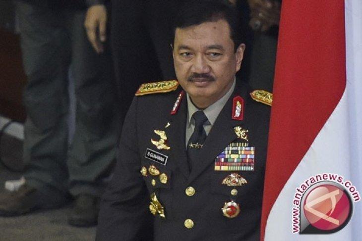 Presiden Lantik Budi Gunawan Sebagai Kepala BIN
