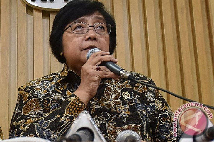 Minister Siti Nurbaya leads Indonesian delegation at meeting with EU