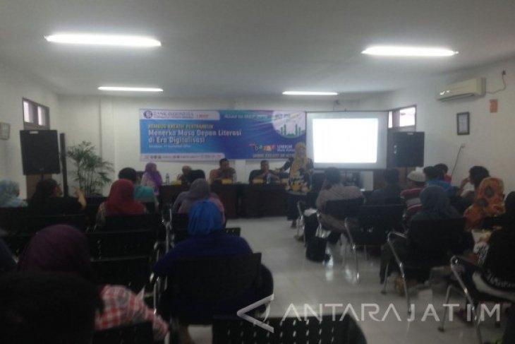 Pemerintah Kota Surabaya Akui Minat Baca Rendah