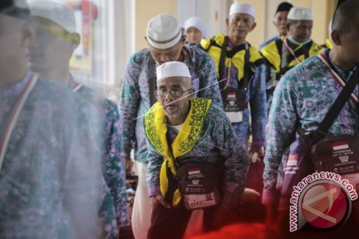 Ini Calon Haji Sukabumi Tertua Berusia 86 Tahun