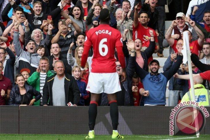 FIFA Selidiki Rekor Transfer Pogba ke Manchester United