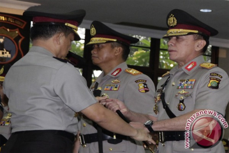 Indonesian National Police Chief asks Jakarta Police to secure gubernatorial election