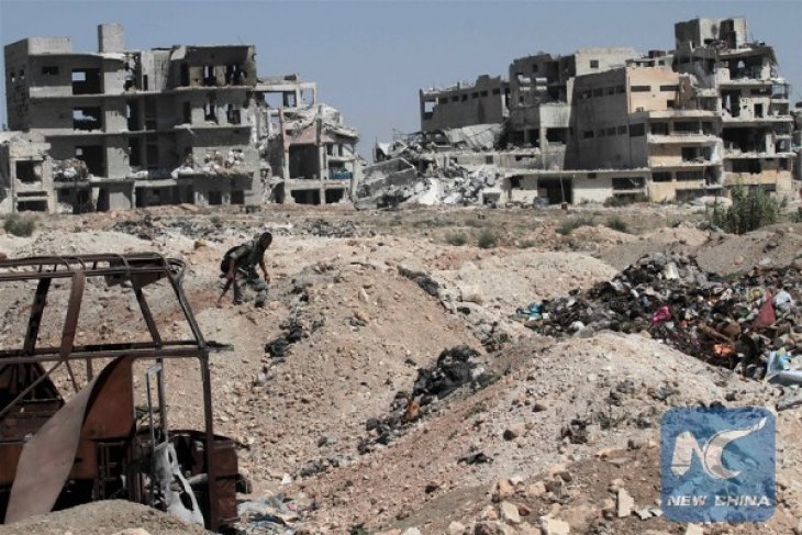 Syrian army recaptures key Palestinian refugee camp in Aleppo