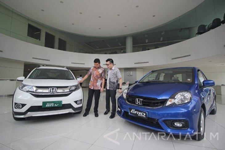 Pertumbuhan Ekonomi Positif Tingkatkan Penjualan LCGC Honda