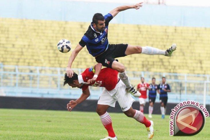 PBFC Gagal Taklukkan Madura United