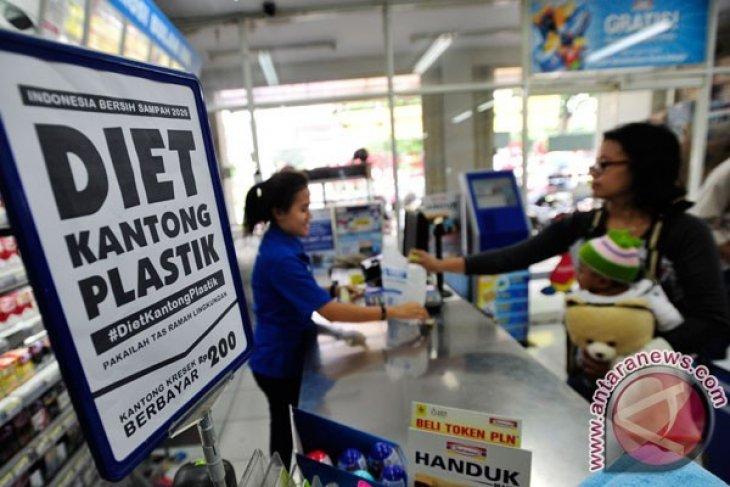 Peritel Modern Kembali Gratiskan Kantong Plastik