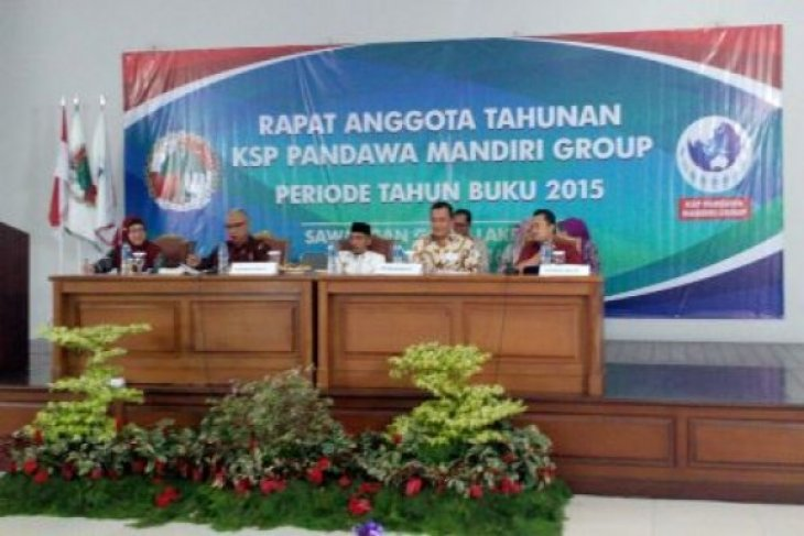 KSP Pandawa Gelar Rapat Anggota Tahunan