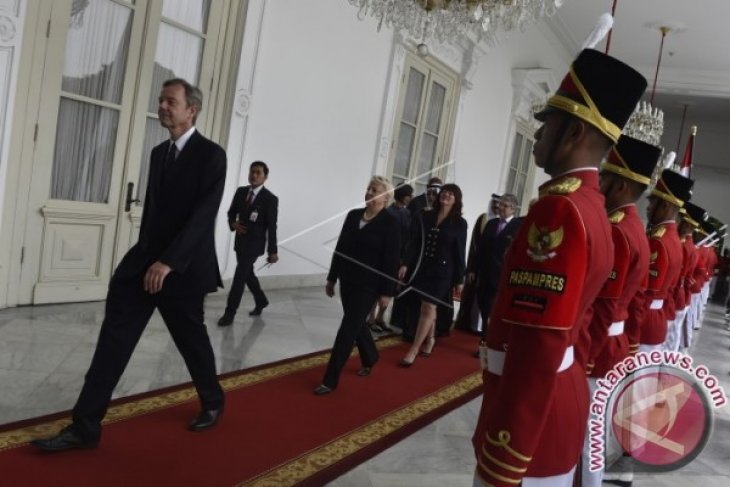 Presiden Terima Dubes 18 Negara