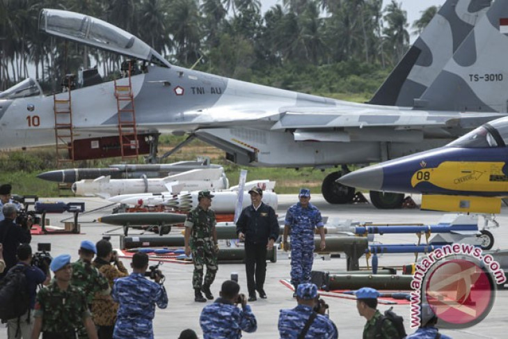 Indonesia urges technology transfer on weaponry system cooperation