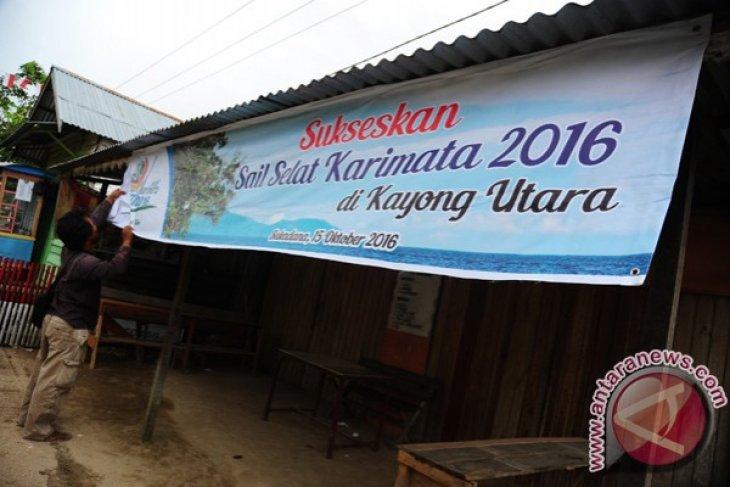 Operasi Bakti Kartika Jaya Sail Karimata Ditutup
