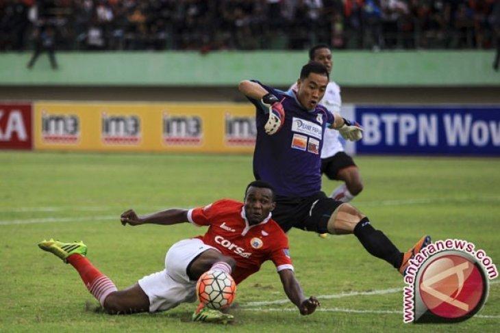 Persija Raih Kemenangan 3-2 Atas Barito