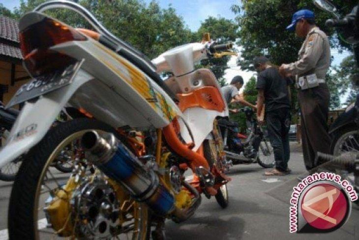 Polda Metro Jaya segera gelar razia knalpot bising di kawasan Monas dan Sudirman-Thamrin