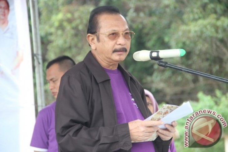 Bupati Bangka Barat Lantik 52 Pejabat Eselon