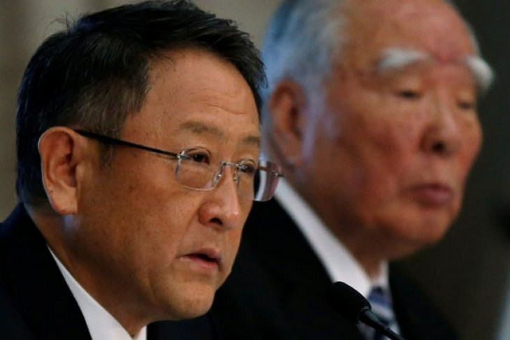 Industri mobil Jepang berupaya kembali beroperasi normal
