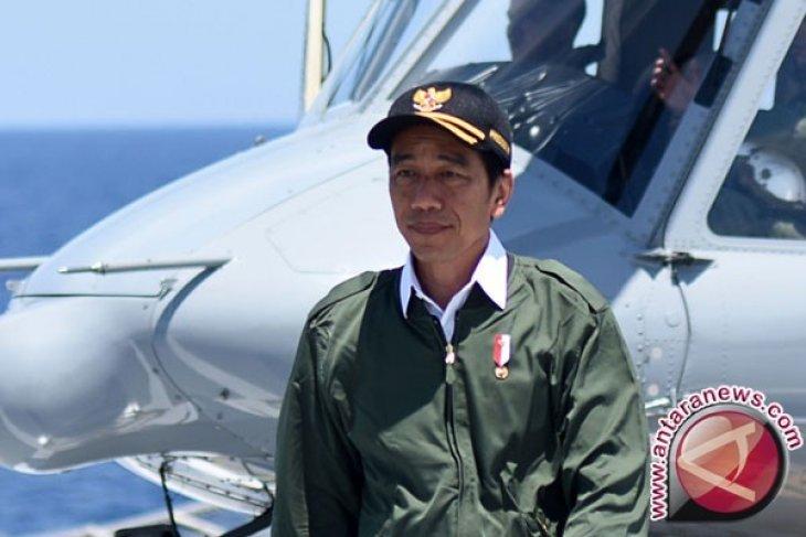 Presiden Resmikan Bandar Udara Dekat Kabupaten Yahukimo