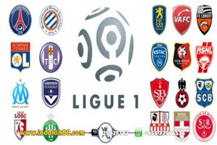 Bola Liga Prancis, Ini hasil pertandingannya