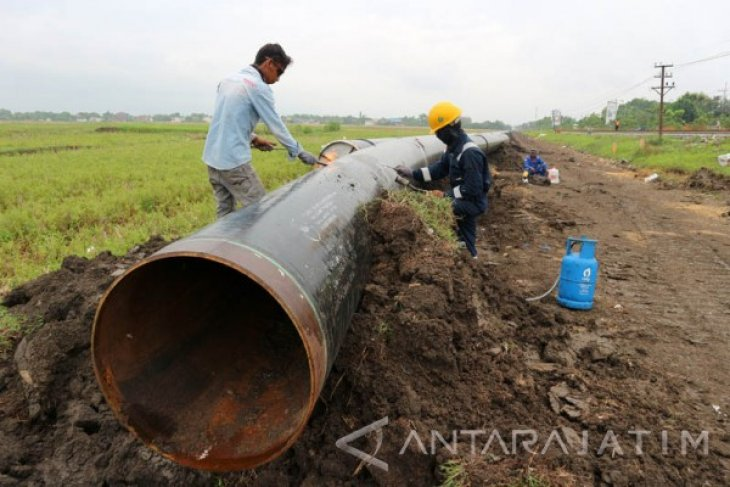 Pipa Gas Semarang-Gresik