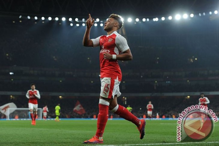 Wenger: Chamberlain sedikit lagi jadi pemain inti
