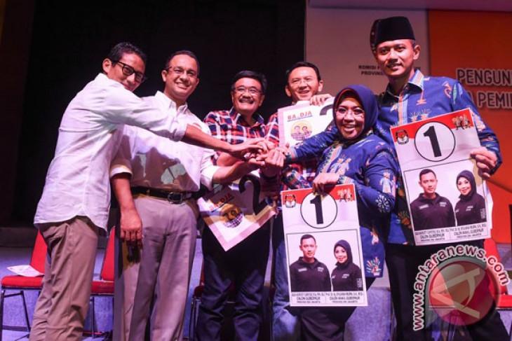 Jakarta gubernatorial candidates assure peaceful campaigns