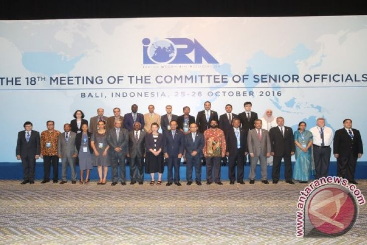 Indonesia shares experiences in being IORA chair at Italian Expo