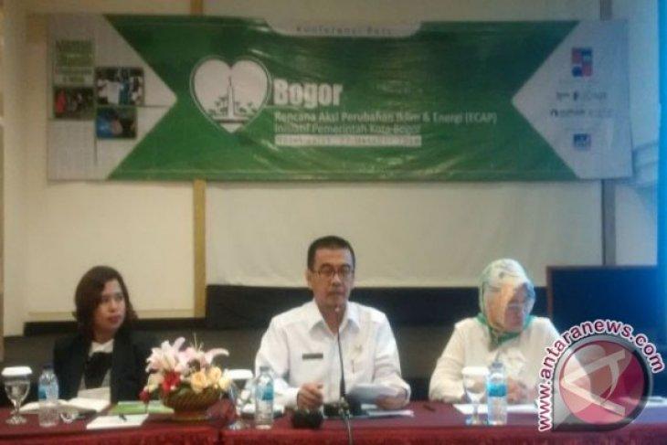 Pemkot Bogor Komitmen Tekan Emisi Rumah Kaca