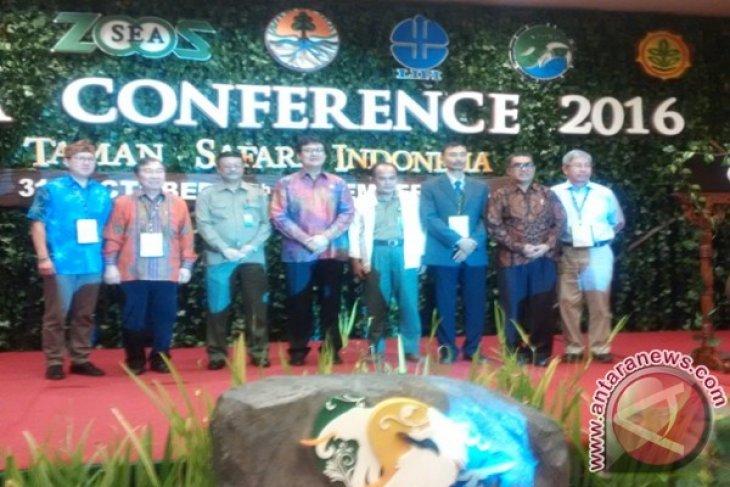 Konferensi Kebun Binatang Se-Asia Tenggara Digelar Di Bogor