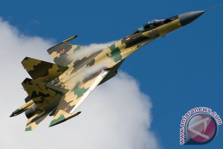 "Sukhoi Su-35 for Indonesia ""full gear"""