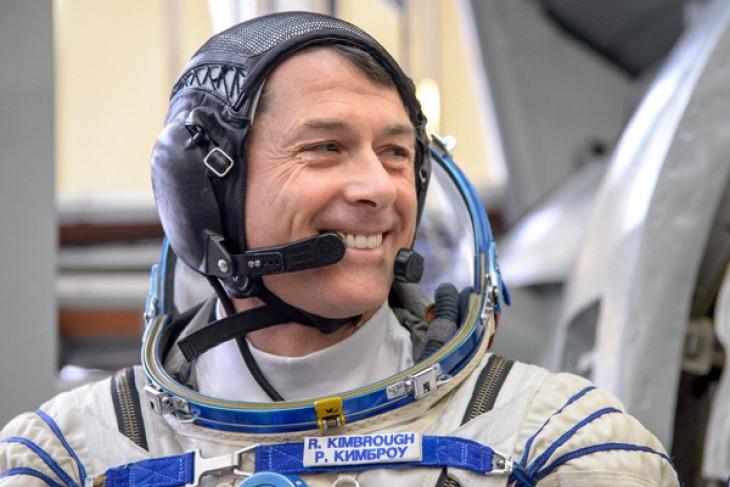 Astronaut AS Gunakan Hak Pilih dari Luar Angkasa