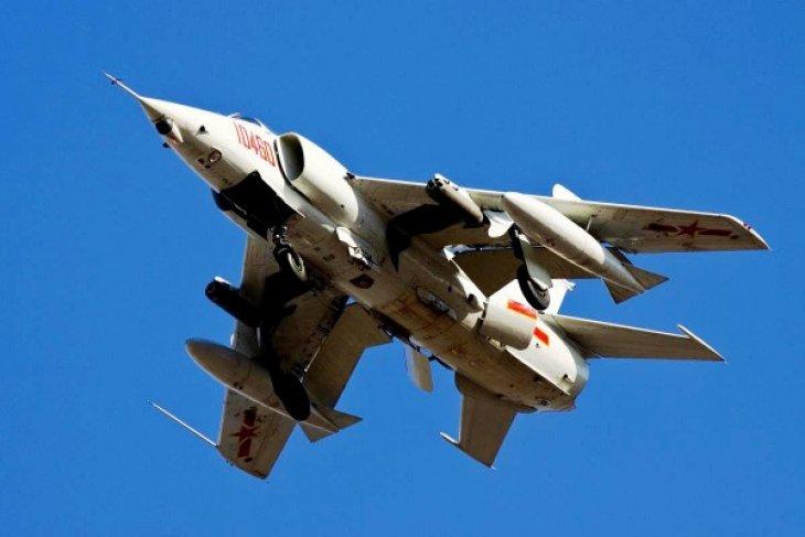 Jet tempur jenis F-5E  milik Taiwan kecelakaan, pilot tewas terjun ke laut