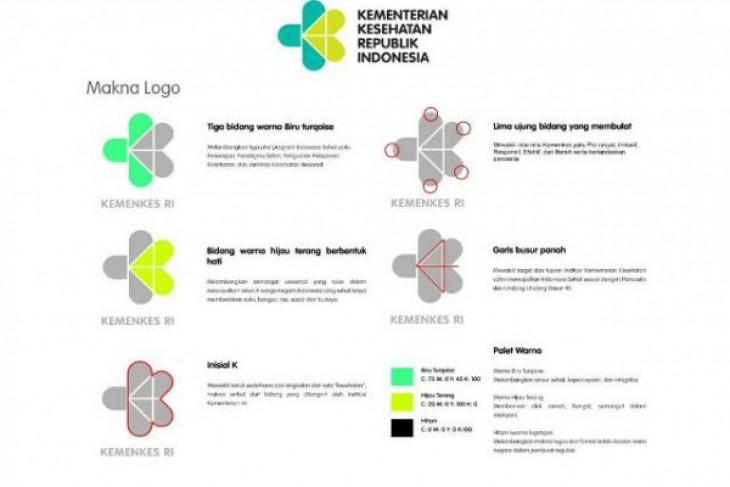 Indonesia Health Ministry launches new logo - ANTARA News