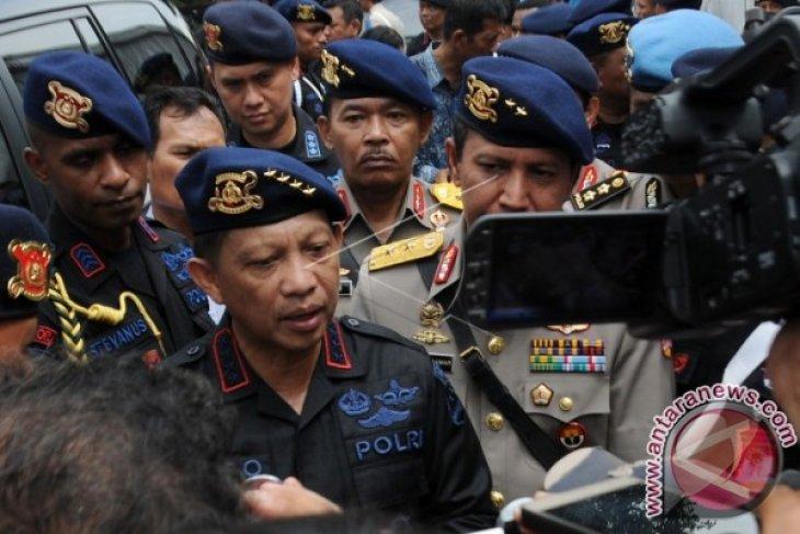 Polri imbau masyarakat tidak terhasut foto kerusuhan di Mako Brimob