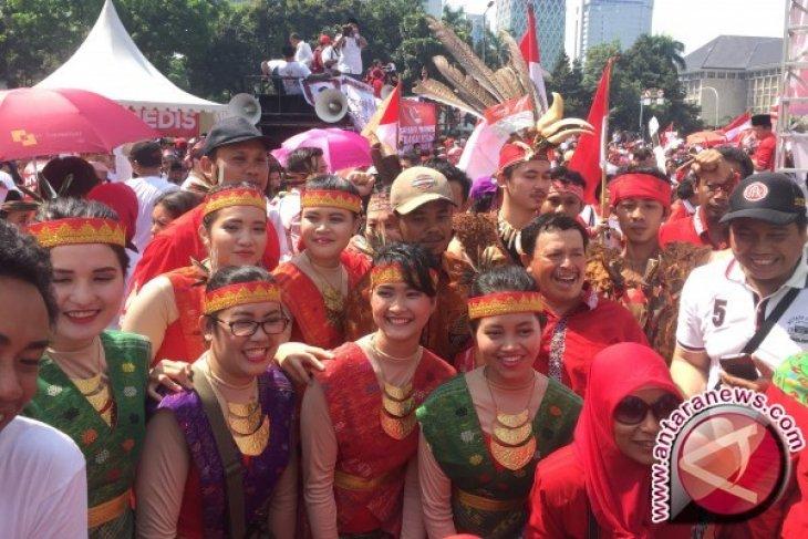 Panitia Parade Bhinneka Tidak Sediakan Uang Transportasi